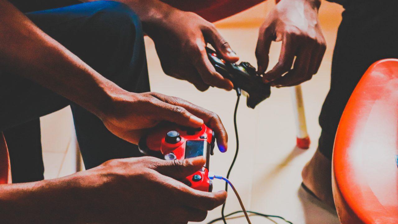 有線接続設定をPS4コントローラーでする方法