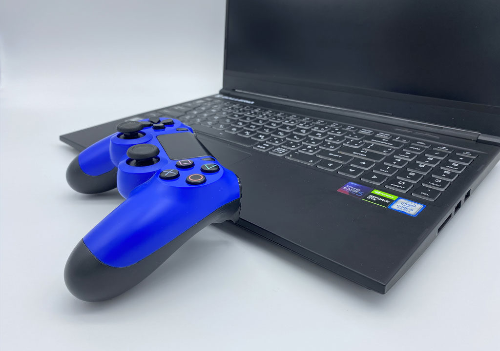 notePC+PS4