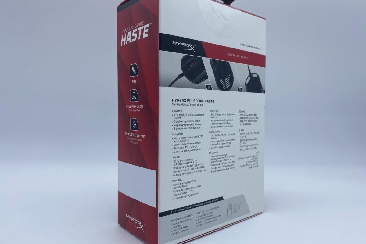 HyperX Pulsefire Haste2